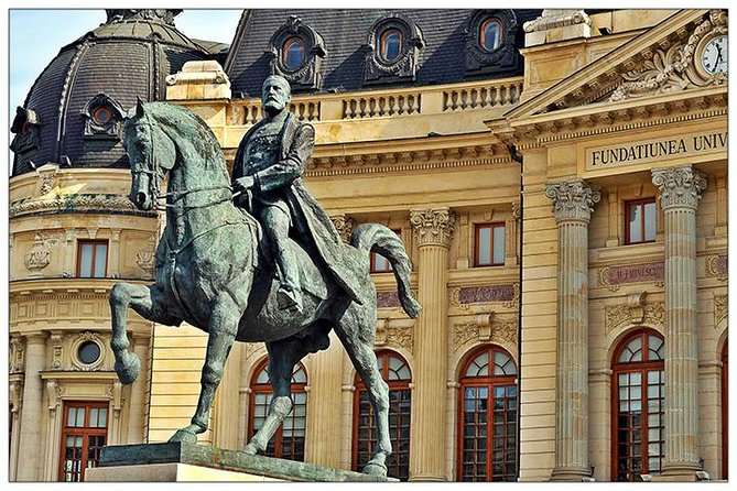 Private Sightseeing Tour of Bucharest, Bucarest, RUMANIA