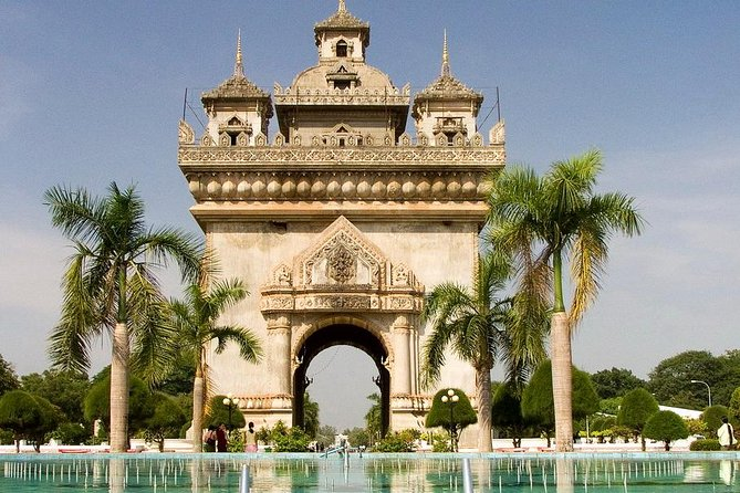 Book this 3-day tour to visit Vientiane, one of Southeast Asia's most laid-back capitals! This city boasts outstanding French colonial architecture and low level buildings that are spread out in the city, enhancing a cultural and relaxed atmosphere. Life in this pleasant capital is slow-paced and there is always only a light flow of traffic, even during rush hour. You will explore this peaceful capital at a leisurely pace, visiting some of the finest and most important historical sites in Laos.