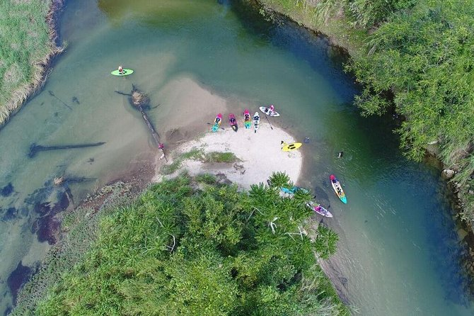 Babinda Half Day or Full Day Stand-up Paddle Board Self-Guided Tour, Cairns y el Norte Tropical, AUSTRALIA