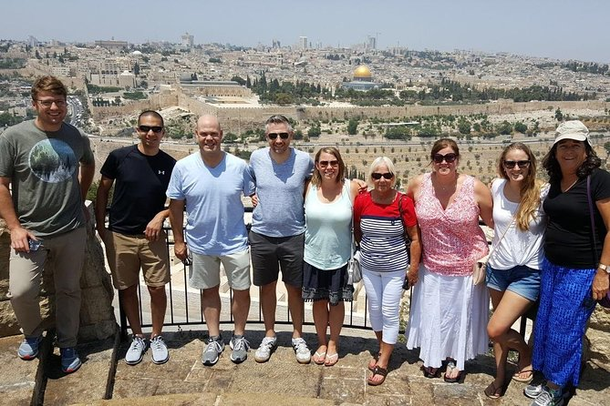 MAIS FOTOS, Jerusalem and Bethlehem small group tour from Ashdod Port 2020