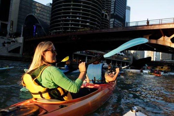MÁS FOTOS, Excursión en kayak por el río Chicago