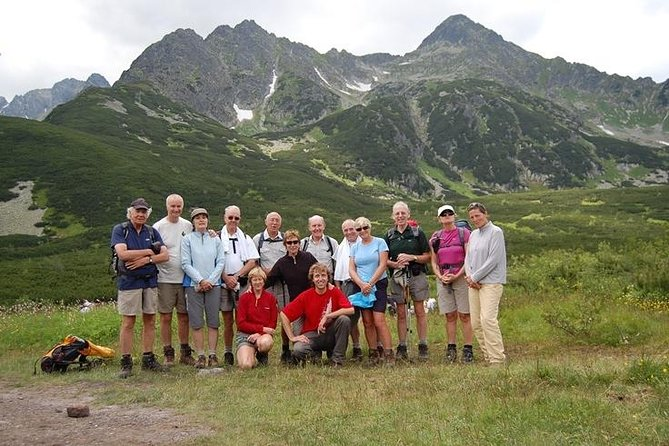 Get a guide for your day tour in our High Tatras. You will have a chance to see some of the 17 peaks over 2500 m, Tatras mountain is very similar to Canadian rockies. Day tour will take between 6 - 10 hours, depends where you will decide to go with your guide.