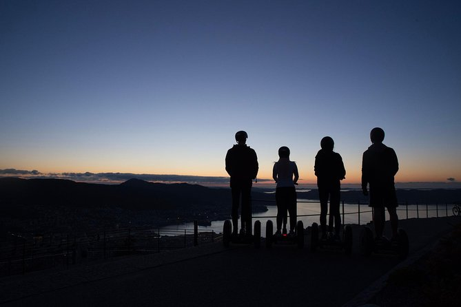 Recorrido nocturno en Segway por Bergen, Bergen, NORUEGA