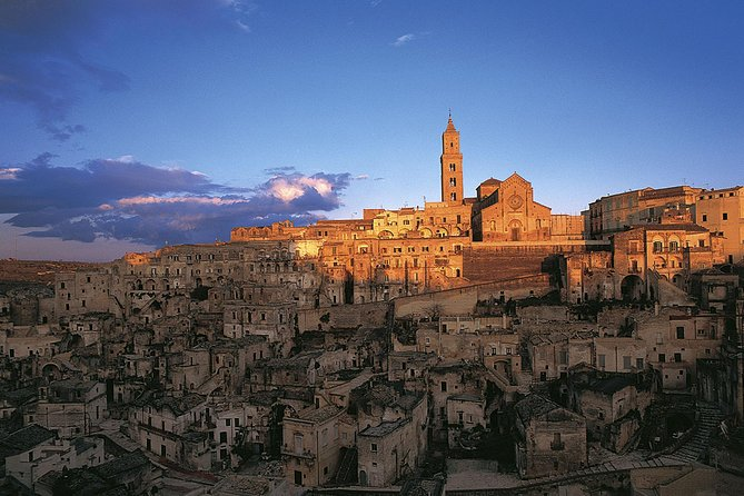 3-day tour discovering two of the most charming destinations of the South Italy by train, Alberobello and Matera.