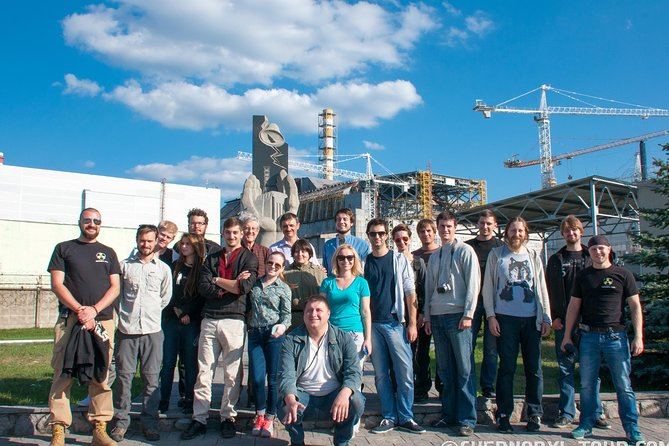 Full-Day Tour of Chernobyl and Prypiat from Kyiv, Kiev, UCRANIA