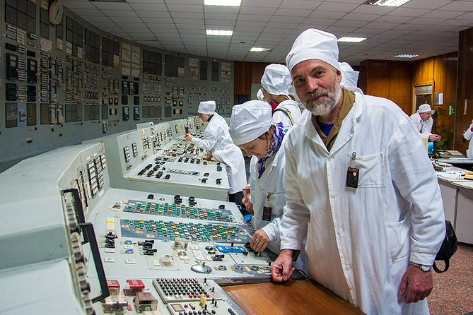 Private Tour inside Chernobyl Nuclear Power Plant, Kiev, UCRANIA