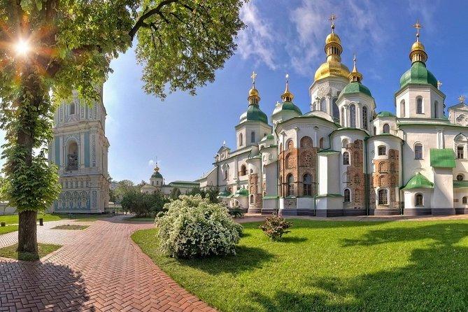 Full Day Private City Tour of Kyiv, Kiev, UCRANIA