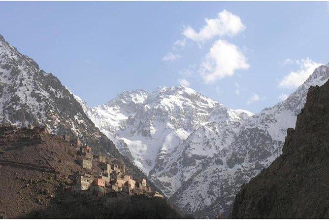 Monte Toubkal: escalada de 2 dias saindo de Marraquexe, Marrakech, cidade de Marrocos, MARROCOS