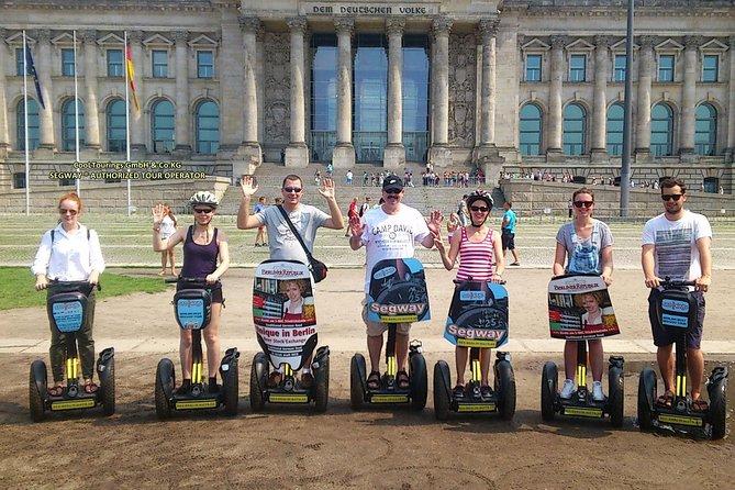 Small Group Berlin Segway Tour, Berlim, Alemanha