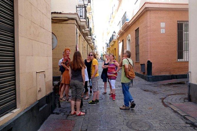 Visita a pie privada por el casco antiguo de Cádiz, Cadiz, ESPAÑA