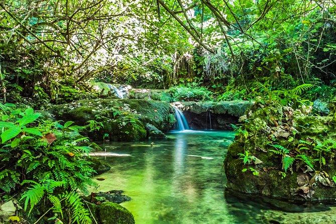 Mele Cascades Waterfall Tour and Black Magic Village Including Lunch, Port Vila, VANUATU