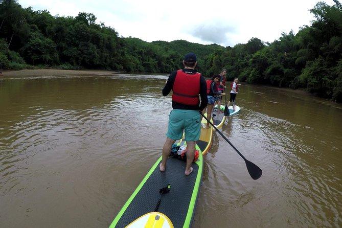River Kwai Private Beginner's Lesson and River Journey, Kanchanaburi, TAILANDIA