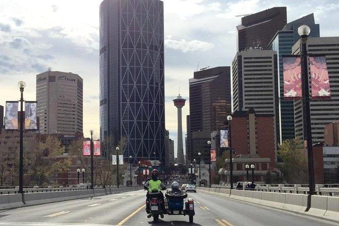 Calgary City Sightseeing Tour, Calgary, CANADA
