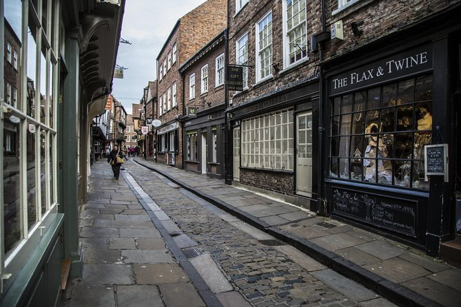 Quirks & Snickets: An immersive treasure hunt-style experience - The Secret City, York, INGLATERRA