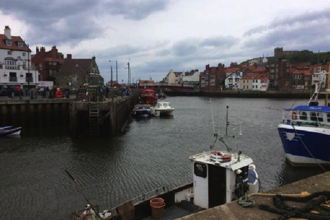 A private full day tour from York (and surrounding area) to the picturesque seaside town of Whitby. Famous for its beautiful harbour, Captain Cook, the ruined Abbey. Not forgetting the famous steps that feature highly in the classic horror, Dracula.