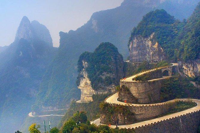 MÁS FOTOS, 1 Day Zhangjiajie Tianmen Mountain and Glass Skywalk Tour