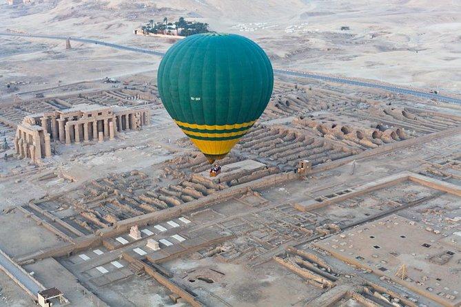 Paseo en globo por Lúxor, Luxor, EGIPTO