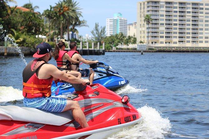 1 Hour Jet Ski Rental, Fort Lauderdale, FL, ESTADOS UNIDOS