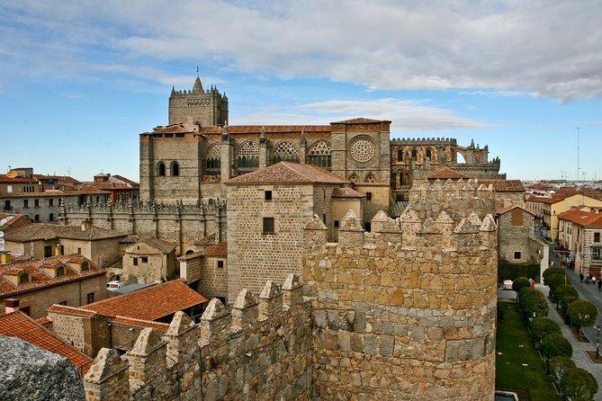 Private 3-hour Walking Tour of Avila with official tour guide, Segovia, ESPAÑA