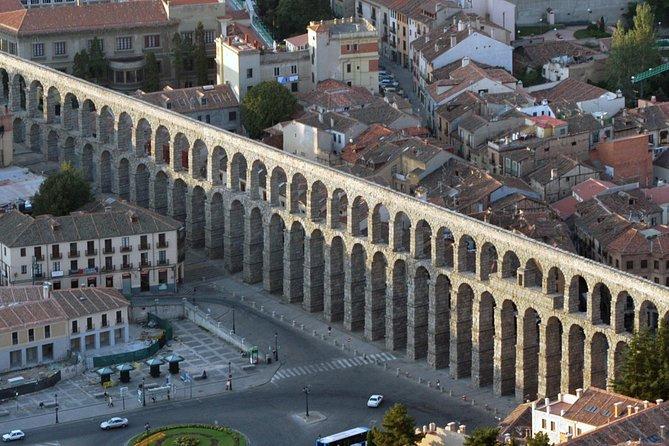 Recorrido privado a pie por Segovia con guía turístico oficial, Segovia, ESPAÑA