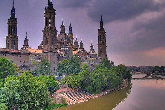 Spend 4-hours exploring the beautiful monuments and sights of Zaragoza with your own official tour guide. This walking tour gives you the freedom to customize the tour to what you and your private group want to see and do.