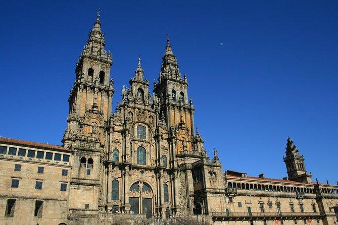 Santiago de Compostela Private Tour from Vigo with Hotel or Port Pick-up, Vigo, ESPAÑA
