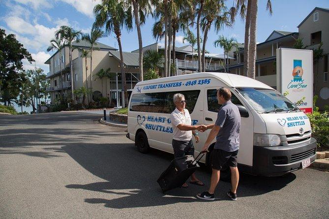 Airport Transfers, Airlie Beach, Austrália