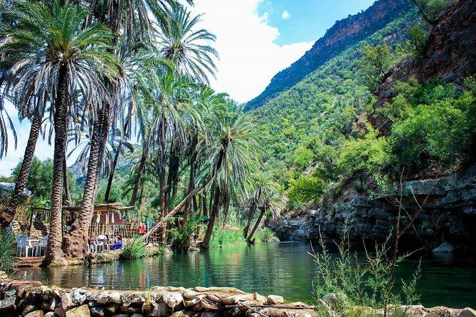 Escapada de un día guiada a Valle del Paraíso desde Agadir, Agadir, MARRUECOS