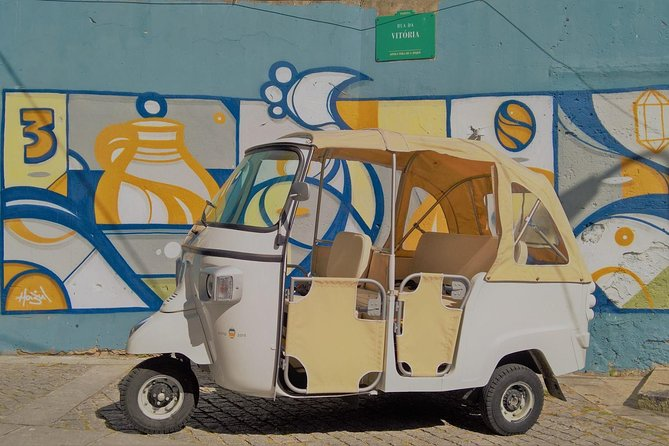 Guided Tour to the Historical Center on a Tuk Tuk, Oporto, PORTUGAL