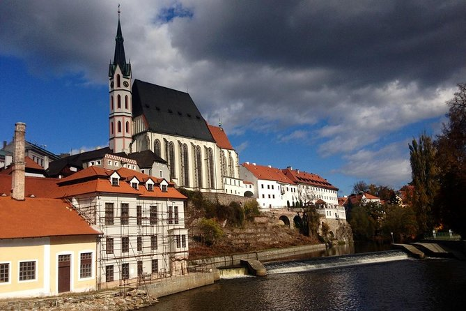 Private Transfer from Passau to Prague with Stopover in Cesky Krumlov, Passau, GERMANY