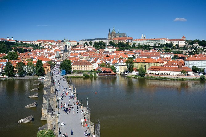 Enjoy a private custom 8-hour full-day tour of Prague with a professional guide. Make the most of your visit to Prague and explore one of the largest castle complex in the world, cross one of Prague's oldest and charming bridges and visit the Old Town Square. Customize your tour alongside with your private guide and enjoy a ride in a comfortable Mercedes Benz car that will be at your disposal throughout the entire tour.