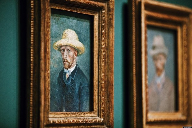 This 2 to 2.5 hour private guided tour of Amsterdam's Van Gogh Museum, will bypass the lines and you will discover the major works of art inside the world's biggest Van Gogh collection. Your personal guide walks you through such masterpieces as Sunflowers as well as lesser-known works by Van Gogh and the artists who inspired him. Your ticket is valid for the whole day, so you can follow your introduction to the great artist's life and work with further exploration of his art on your own.