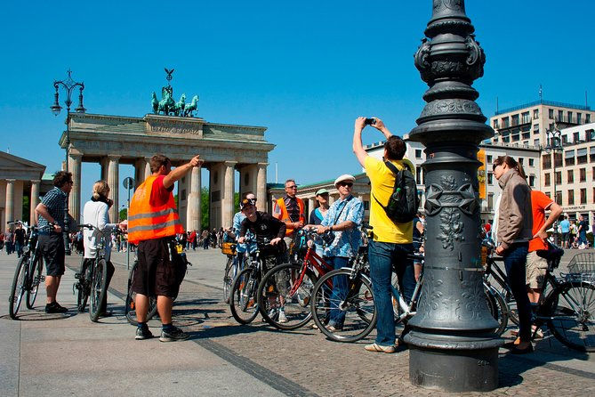 Berlin Highlights Bike Tour in Small Groups, Berlin, GERMANY
