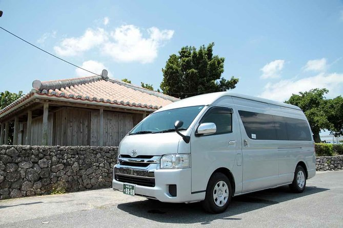 This tour offers a dedicated car with driver to travel around Okinawa sightseeing spots. This tour is suitable for first time traveller in Okinawa<br><br>Suggested Itinerary: <br><br>Cape Manzamo -> Churaumi Aquarium -> Kouri Island -> Hotel <br><br>You are also free to customize your own itinerary