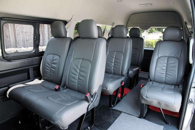 Private Airport Transfer Kansai Airport in Osaka using Hiace, ,