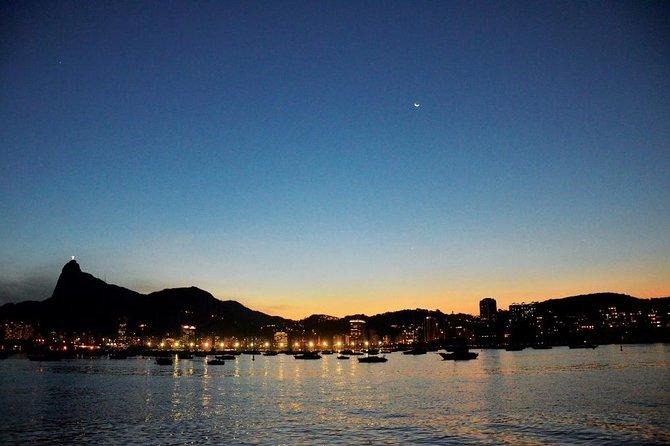 Discover the best sunset in Rio de Janeiro, Rio de Janeiro, BRAZIL