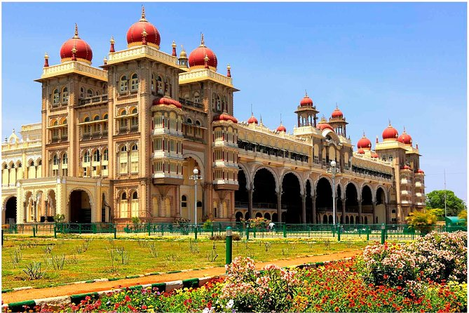 Mysore, a city steeped in history mythology and tradition is best experienced through the local people, traditional food and the monuments they hold dear. Book this full-day Mysore City Tour to discover the charms of an ancient city on a trail which only the locals know of and visit some popular attractions including Chamundi Hills and Mysore Palace. You will also meet the artisans who crafted the wooden inlay for the Maharajas of Mysore and the stone craftsmen who sculpt stunning sculptures - an ancient 800 year old tradition, still alive in the Mysore region. Learn how the traditional Mysore silk saree is woven and witness how the world famous Sandalwood Oil from the Mysore region is extracted.