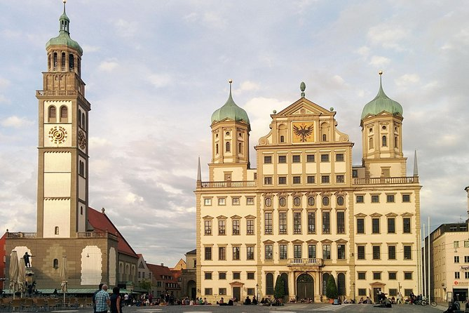 Augsburg Private Walking Tour, Augsburgo, ALEMANIA
