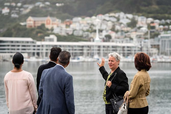 Half day private tour of Wellington city and beyond with Rose, Wellington, NUEVA ZELANDIA
