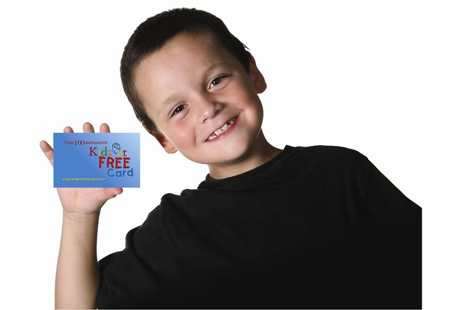 Kids Eat Free Card, Orlando, FL, ESTADOS UNIDOS