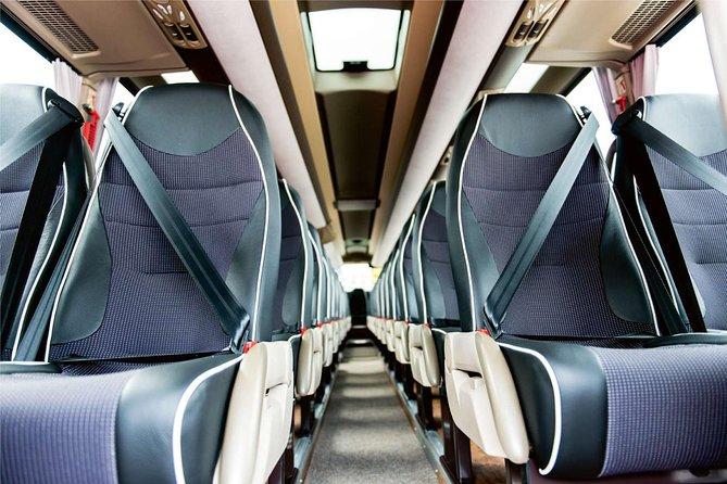 Transfer arrival Shuttle Girona Airport to Santa Susanna, Girona, ESPAÑA