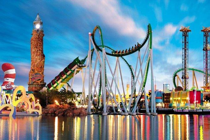 Traslado de ida y vuelta a Universal Studios Orlando o Isla de la Aventura desde Miami, ,