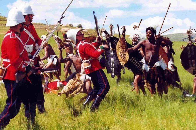 This 14-hour tour takes you back into South African history, with a journey to the Isandlwana Battlefields. We will take you through the sites and regale you with the fascinating details of the greatest defeat in the history of British Colonial occupation in South Africa.