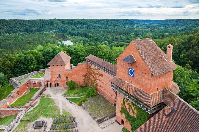 This Mini Baltic Tour includes some main places to see. Sigulda (Bobsleigh Track, Sigulda castle, Turaida castle, Gauja national park and Gutmana caves), then move on to Cesis (Cesu castle) and then there is option to see a secreat Soviet Bunker with guided tour.