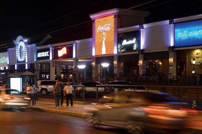 Excursión privada: Asunción por la noche con cena y espectáculo, ,