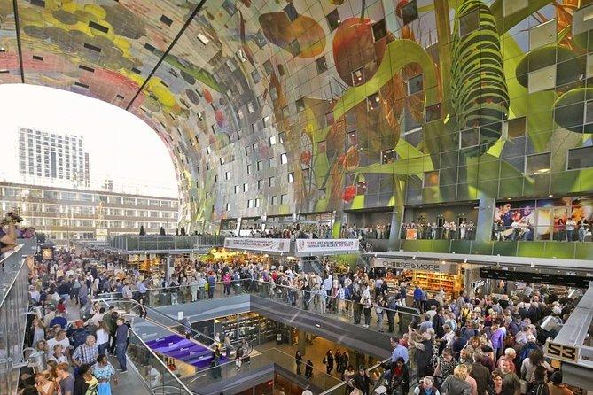 Recorrido privado a pie de 3 horas por Rotterdam, con degustación., Rotterdam, HOLANDA