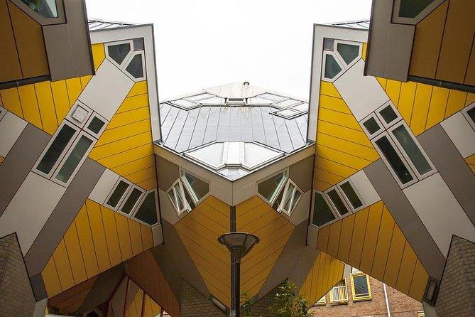 Excursão particular de arquitetura de Roterdã excursão a pé, Rotterdam, HOLANDA