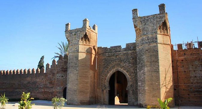 Take a full-day private tour of the Moroccan capital, Rabat. Visit historical monuments, archeological sites, and ancient ruins, and take a trip to the Hassan II Mosque on your way in to Rabat. In this guided walking you'll experience the culture of Rabat with a trip to the Medina and the Mohammad VI Museum of Modern and Contemporary Art. Wear comfortable shoes for this moderate walking tour of this stunning city.