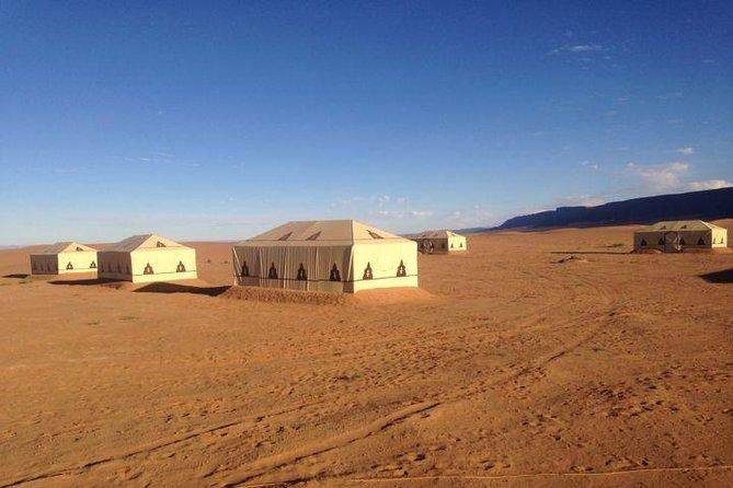Excursão particular de 2 dias no deserto do Saara para Zagora saindo de Marraquexe, Marrakech, Ciudad de Marruecos, MARROCOS