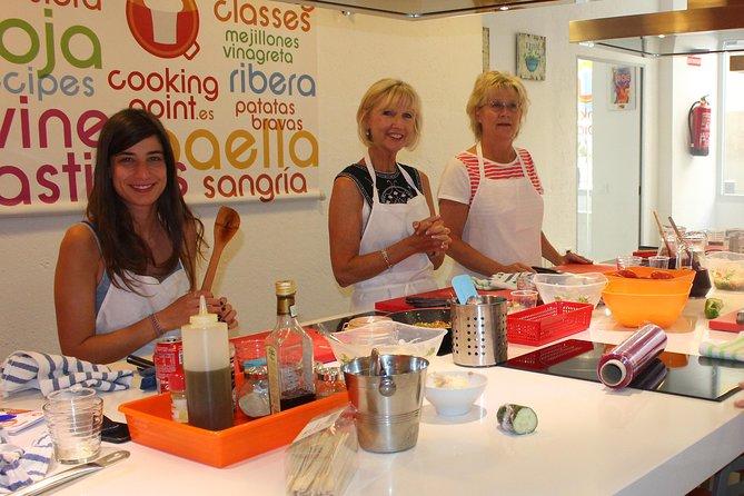 Clase de cocina española de 4 horas en Madrid, Madrid, ESPAÑA